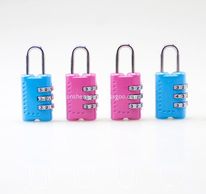 Exquisite Small Combination Lock
