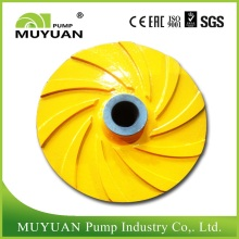 High Efficiency and High Head Sand Pump Impellers