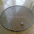 Stainless Steel Barbecue BBQ Grill Wire Mesh Picnic