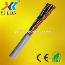 Multi core communication cable UTP cat5 25 50 pair cable
