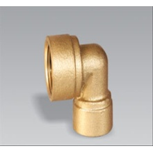 Brass 90 Female Reducing Elbow