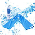 Fitness cool cold towel golfing towel sports towel
