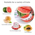 Edelstahl Watermelon Slicer Cutter Kitchen Tools