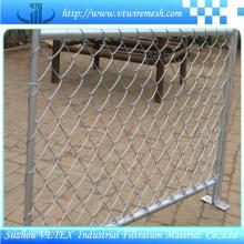 Malla de esgrima de acero inoxidable 2.1 * 2.4 m