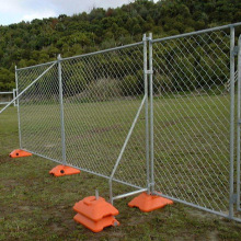 Chain Link Portable Temporary Fence Panels