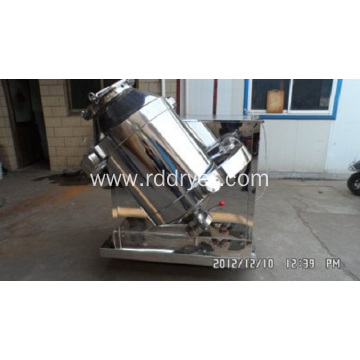 Three Dimensional Dry Powder Blending Machine for Lab Test Blending