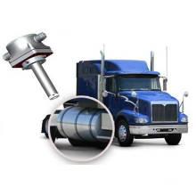 Capteur de carburant de capacité fonctionnant avec le traqueur de GPS pour la détection à distance de consommation de carburant