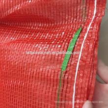 TUOSITE mikro-perforierte Kunststoff-Mesh-Tasche für Gemüse
