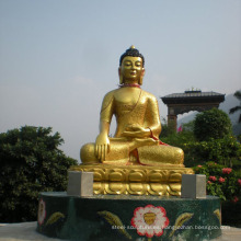 Gran estatua de bronce gautam barata gigante femenina de bronce