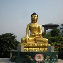 Grande statue de Bouddha gantam pas cher géant en bronze