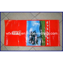 PP Woven Bags for Animal Feed