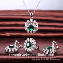 supplies china ladies fashion jewelry set