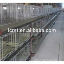 cage de matériel d'élevage de volaille vente chaude