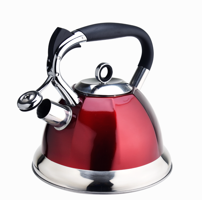 Whistling Cooktop Tea Kettle 393