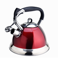 Popular stainless steel stovetop whistle coffee tea kettle