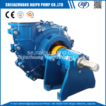 300LR Gummi Liner Acid Slurry Pump