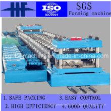 China Hochwertige Autobahn Guardrail Roll Forming Machine