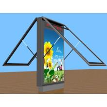 Aluminium-Werbung LED Pylon Zeichen LED-Leuchtkasten-Anzeige