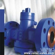Válvula de enchufe lubricante balance de presión invertida