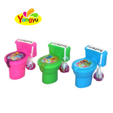 Sweet Potty Toy Candy (6g lollipop candy+ 4g fruits powder candy)