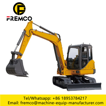 Hot Sale 21 Ton Crawler Excavator Digging