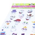 Scrapbook engraçado do decalque dos desenhos animados / brinquedos do miúdo do divertimento do portátil