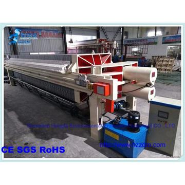 Sand washing  and slurry dewatering Filter Press