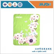 100% Polyester Durable Microfiber Lens Cleaning Cloth
