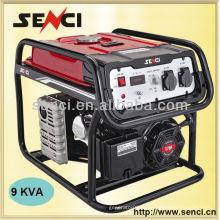 SC10000-II 50Hz Gerador de gasolina portátil de 8,5kva