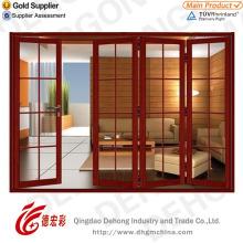Stained Glass Aluminium Door Profile