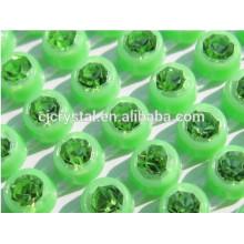 Crystal rhinestone banding Wholesale ,AB plastic Rhinestone trimming