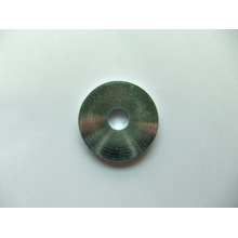 Precision Turned Part with Round Shape and Grinding