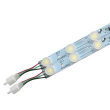 Edgelight EM-24V-W23-3535-300 led lighting strip , 3000K 6000K, aluminium led strip bar , CE/ROHS/