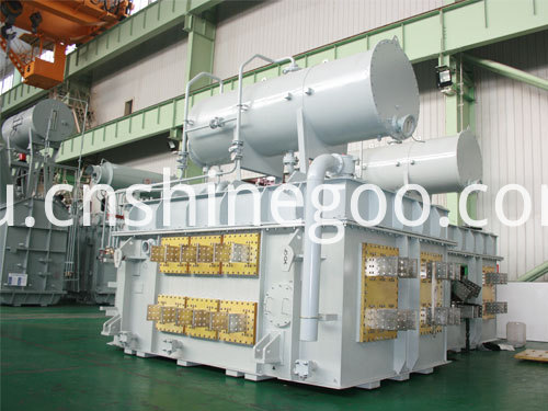 electrolytic rectifier transformer