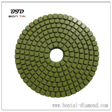 Wet Polishing Pads for Granite and Marble