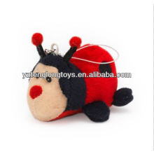 LadyBug Dusty Pups cell phone screen cleaner cozy plush