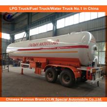 ASME Standard 40, 000L LPG Bullet Tank Anhänger 20tons