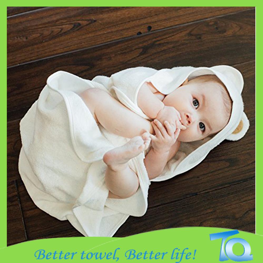 Baby Hooded Towel 21