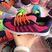 Nouvelle arrivée étudiant tissé chaussures de sport chaussures sneaker