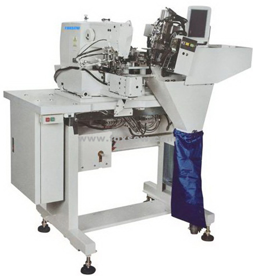 automatic-double-needle-belt-loop-attaching-sewing-machine