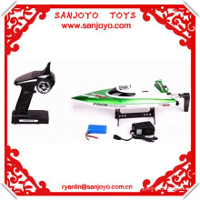 cheap rc boats High speed racing boat for sale FT009 hobby model 4CH yacht 30km/h 2.4g rc speed boats (water cooling system)