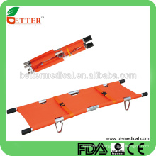 double-fold pole stretcher