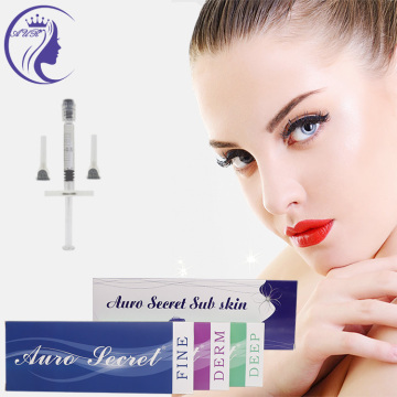 Injections Face Lift Hialuronic Lip Injection Wypełniacze