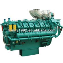 USA Googol Marque 1000kW V8 4-Stroke Engine