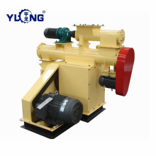 Ring die pellet mill for poultry feed HKJ250