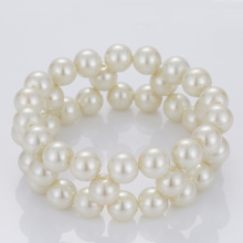 Fast Delivery for Offer Pearl Cuff Bracelet,Womens Cuff Bracelet,Wholesale Cuff Bracelets From China Manufacturer Elastic Bridal Ivory Pearl Bracelet supply to United States Minor Outlying Islands Factory