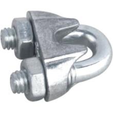 Série de clips en corde à fil en acier inoxydable pour matériel maritime