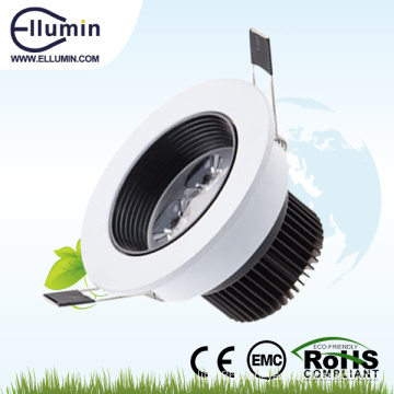 3w/4W warm white led down light