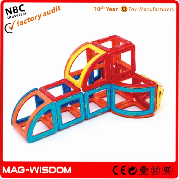 Plastic Building Connector Toy