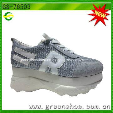 Китай Промышленный Фитнес Женщины Высота Увеличение Обувь